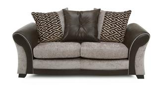 Theo Large 2  Seater Pillow Back Sofa