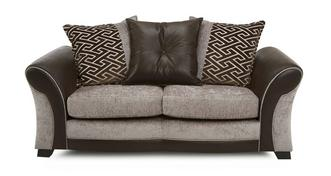 Theo Large 2 Seater Pillow Back Deluxe Sofa Bed