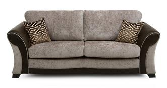 Theo 3 Seater Formal Back Sofa