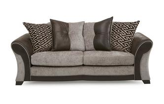 3 Seater Pillow Back Sofa Eternity