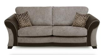Theo 3 Seater Formal Back Deluxe Sofa Bed