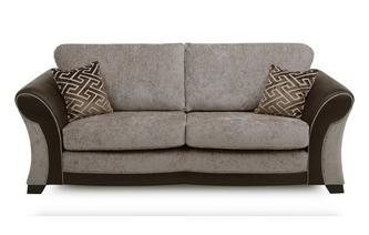 3 Seater Formal Back Deluxe Sofa Bed Eternity
