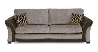 Theo 4 Seater Formal Back Sofa