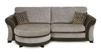 Theo 4 Seater Formal Back Lounger