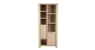 Tigre Bookcase with 2 Doors