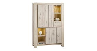 Tigre Cabinet with 2 Doors and 1 Drawer