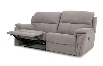 3 Seater Manual Recliner Amore