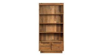 Toronto Bookcase with 2 Drawers