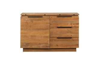 Small Sideboard with 1 Door & 3 Drawers Toronto