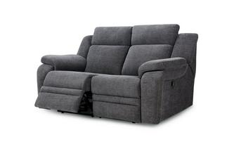2 Seater Manual Recliner Provence