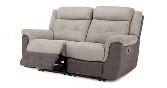 Toward 2 Seater Manual Recliner