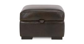 Truffle Small Storage Footstool