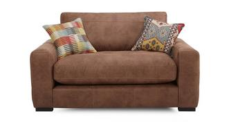 Turin Formal Back Cuddler Sofa