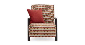Turin Motif Accent Chair