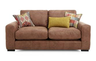 2 Seater Formal Back Sofa Turin