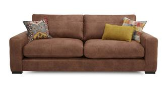 Turin 4 Seater Formal Back Sofa