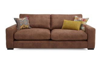 4 Seater Formal Back Sofa Turin