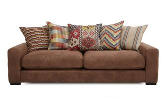 4 Seater Pillow Back Sofa Turin