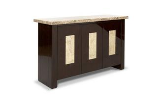 Sideboard Utah Marble and Wood