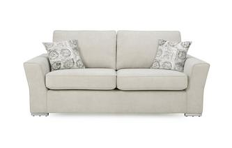 3 Seater with Removable Arm Plaza