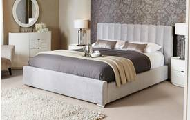Viva Double (4 ft 6) Bedframe Majestic