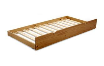 Underbed Trundle Pine