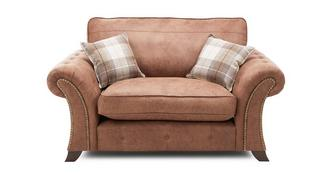 Woodland Formal Back Cuddler Sofa