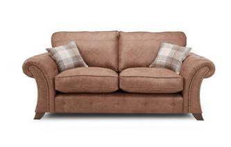 2 Seater Formal Back Sofa Oakland