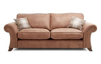 3 Seater Formal Back Sofa Oakland