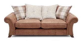 Woodland 3 Seater Pillow Back Sofa
