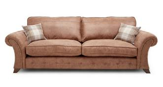 Woodland 4 Seater Formal Back Sofa