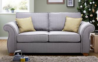 Woodlea 2 Seater Deluxe Sofa Bed Woodlea