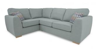 Zapp Right Hand Facing 2 Seater Corner Sofa