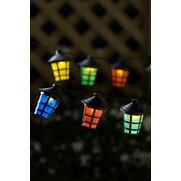 Miniature Lantern Lights - Multi