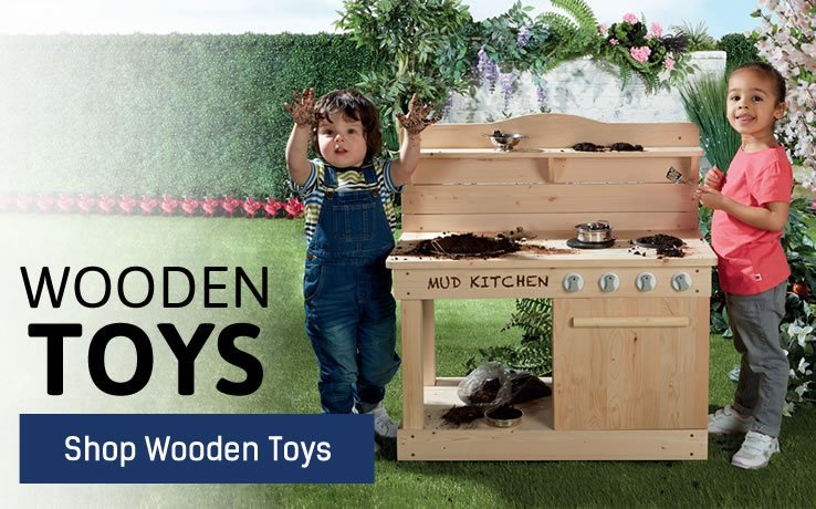 View Full Wooden Toys Range
