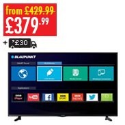 "Blaupunkt 49"" Full HD Smart LED TV"