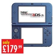 New 3DS XL Console