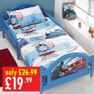 Character Bedding Bundle - Thomas Adventure