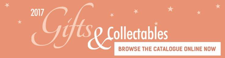 Gifts & Collectables - Shop The Online Catalogue Now