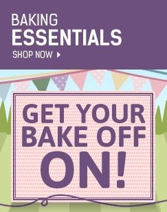 Baking Essentials - Shop Now