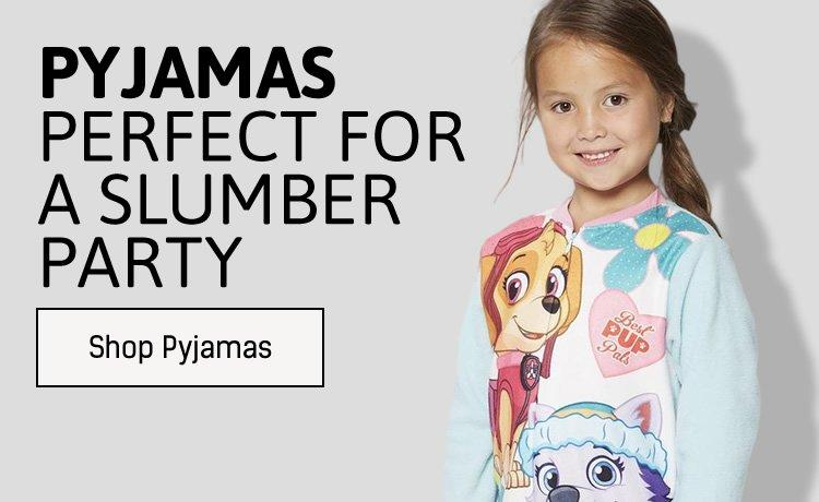 Girls Pyjamas - Perfect For A Slumber Party