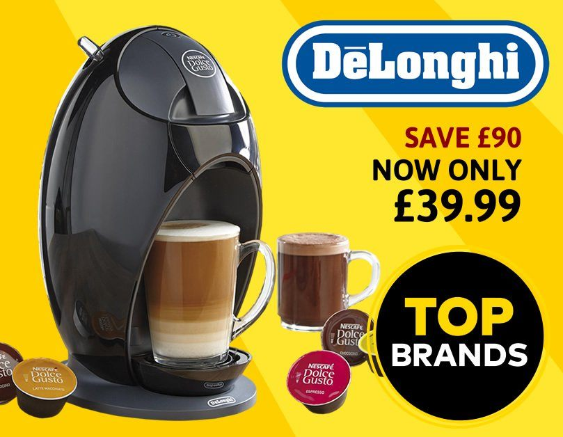 Top Brands - Shop All Black Friday Kitchen Electricals