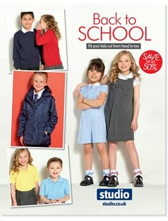 Back To School - Shop The Catalogue