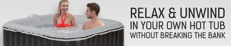 Relax and unwind in your own hot tub without breaking the bank