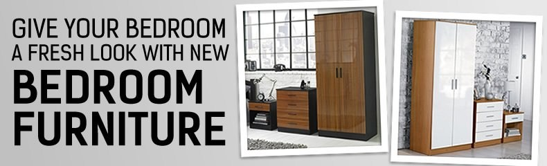 Give Your Bedroom A Fresh Look With New Bedroom Furniture