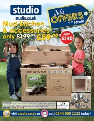 July Offers Of The Month - Shop The Catalogue