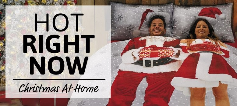 Hot Right Now - Christmas At Home