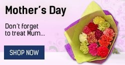 Mother's Day - Don't Forget To Treat Mum…