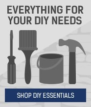 Everything for your DIY needs - Shop DIY Essentials