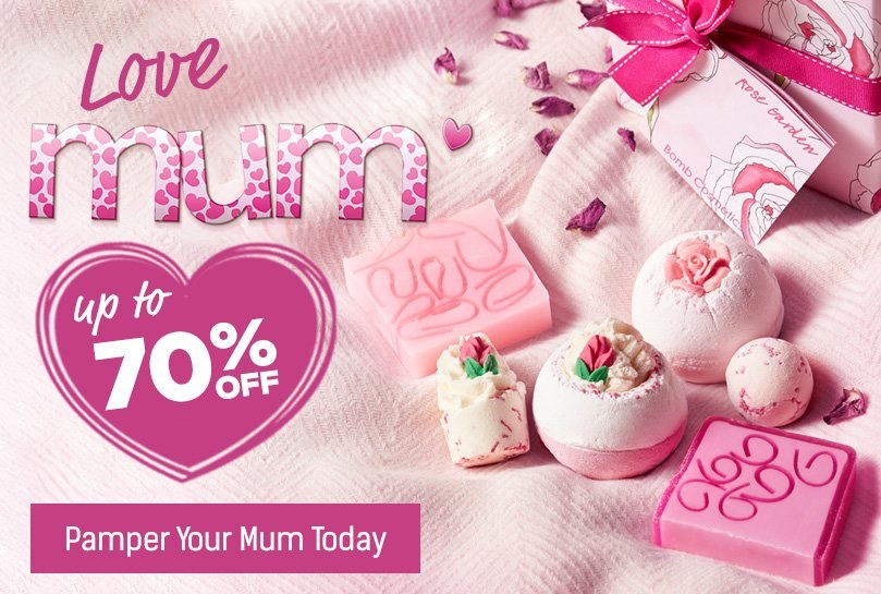 Love Mum - Pamper Your Mum Today